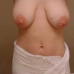 Very large tits of my wife - Nicole