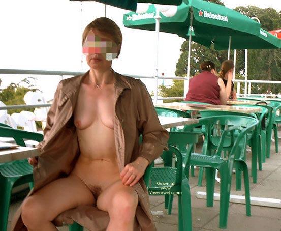 Pic #6 - Julie Hsavoie Her Job Is Finish
