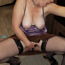 She Shook Me All Night - Big Tits, Brunette, Lingerie, Mature, Amateur