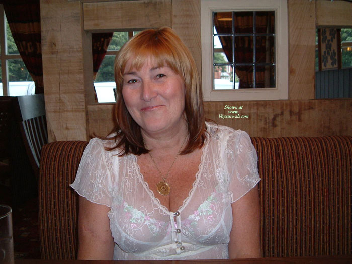Pic #1 - Sexy Grandma 2 , Thank You For All The Lovely Comments On My First Contribution. These Are A Few Random Shots Out And About.