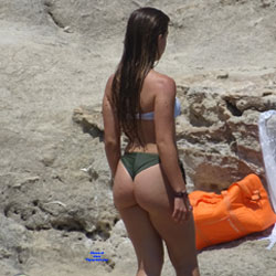 Asses From Southern Italy 2 - Beach, Outdoors, Bikini Voyeur, Beach Voyeur