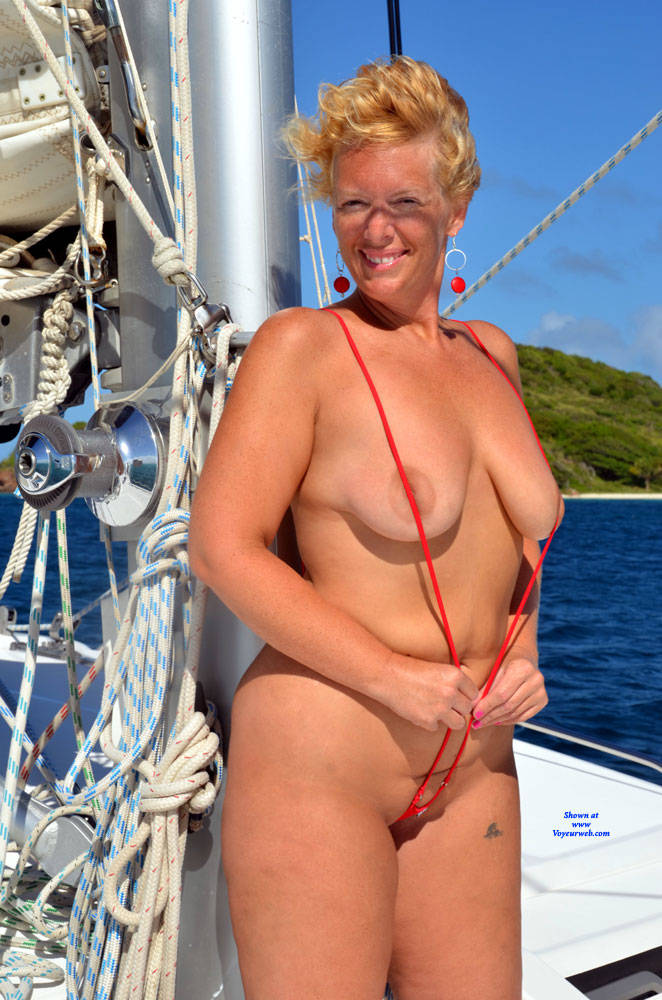 Naked sailing sex