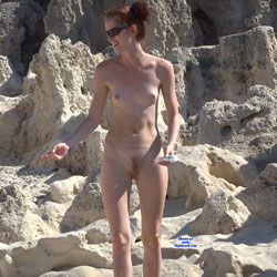 Hot Redhead On The Rocks - Brunette Hair, Exposed In Public, Full Nude, Hairy Bush, Hard Nipple, Nipples, Nude In Public, Nude Outdoors, Small Tits, Sunglasses, Trimmed Pussy, Beach Pussy, Beach Tits, Beach Voyeur, Naked Girl, Sexy Body, Sexy Face, Sexy Feet, Sexy Figure, Sexy Girl, Sexy Legs , Rocks, Beach, Naked, Trimmed Pussy, Sexy Legs, Small Tits