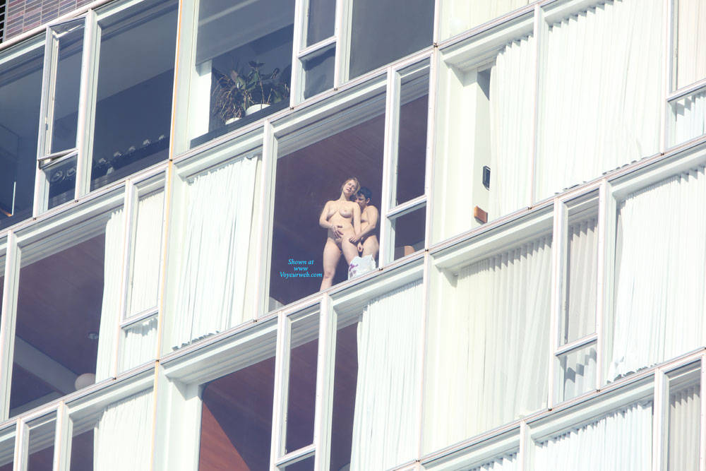 Pic #7 Window Sex - Voyeur