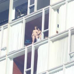 Pic #8 Window Sex - Voyeur