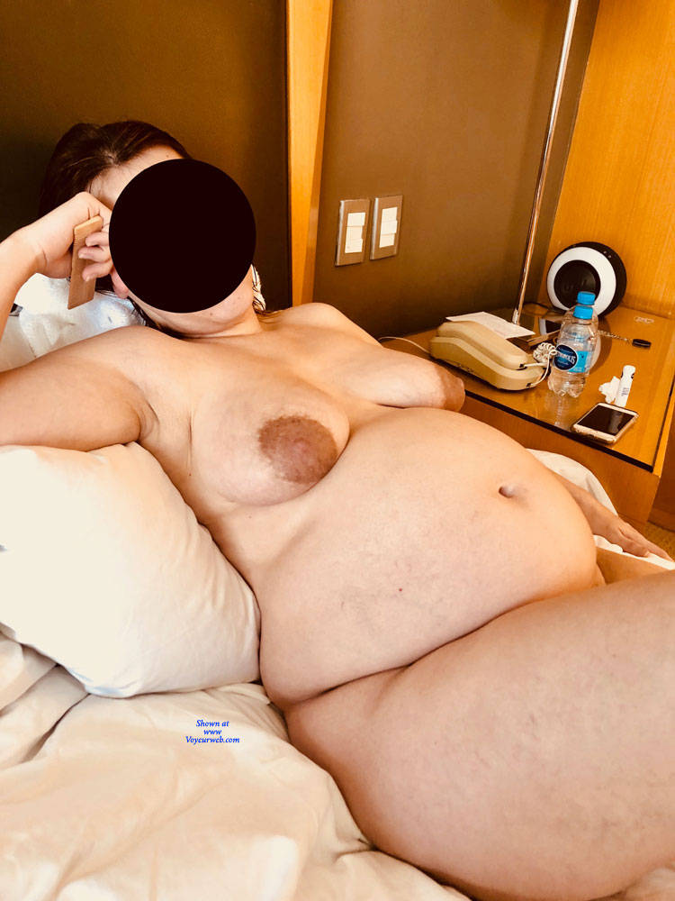 Pic #5 8 Months Pregnant Wife - Nude Wives, Big Tits, Amateur
