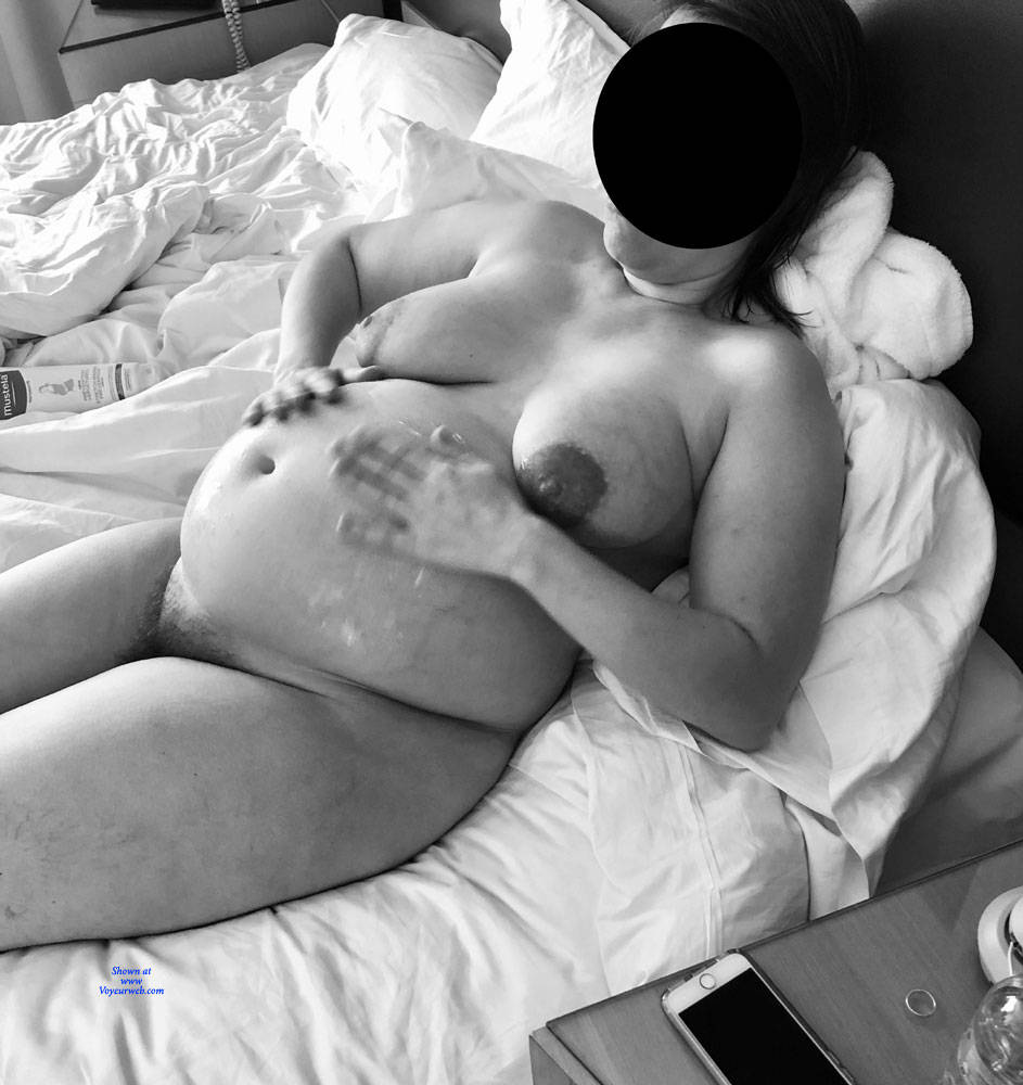 Pic #6 8 Months Pregnant Wife - Nude Wives, Big Tits, Amateur