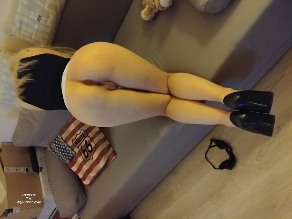 Pic #1 My girlfriend's ass - Katerina