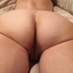 My wife's ass - My Wife 50+