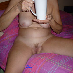 Getting Ready For Bed - Nude Wives, Big Tits, Mature, Bush Or Hairy, Amateur