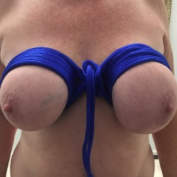 Very large tits of a neighbor - Tina's