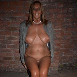 Night Time Antics - Big Tits, High Heels Amateurs, Outdoors, Mature