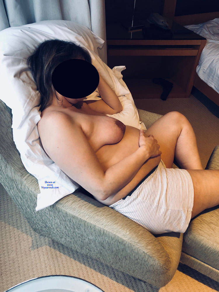 Pic #3 8 Months Pregnant Wife - II - Nude Wives, Big Tits, Amateur