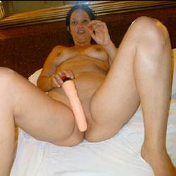 I Love My Dildo - Nude Girls, Brunette, Toys, Amateur