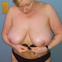 My very large tits - 34 ..e