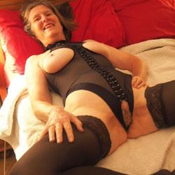 Mature Rides Again - Big Tits, Brunette, Lingerie, Mature, Amateur