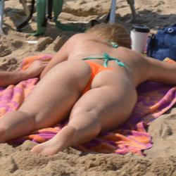 Beaches After Labor Day - Sexy Asses - Beach, Outdoors, Bikini Voyeur, Beach Voyeur
