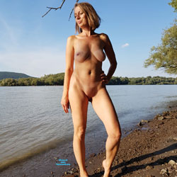 Tiny Memories - Nude Wives, Big Tits, Brunette, Outdoors, Shaved, Amateur