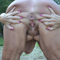 My wife's ass - Sexy59