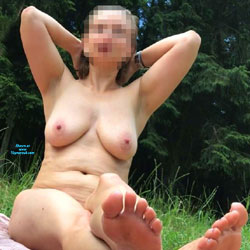 Naked In The Woods - Nude Girls, Big Tits, Outdoors, Amateur