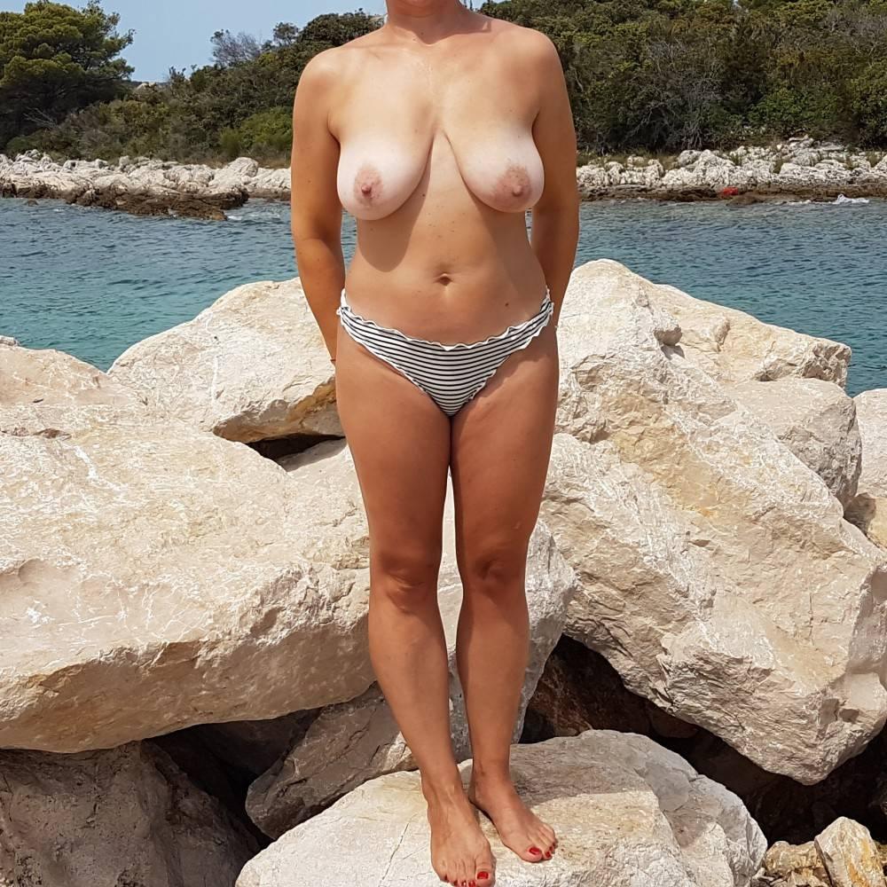 Spring break tits nudity