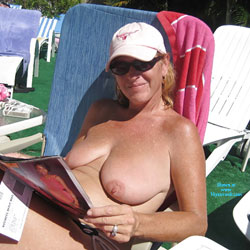 Party Girl Pam Likes To Show Off Part 2 - Nude Friends, Big Tits, Outdoors, Shaved, Amateur