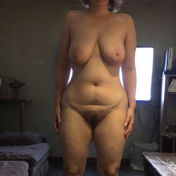 Her Knockers - Nude Wives, Big Tits, Outdoors, Bush Or Hairy, Amateur