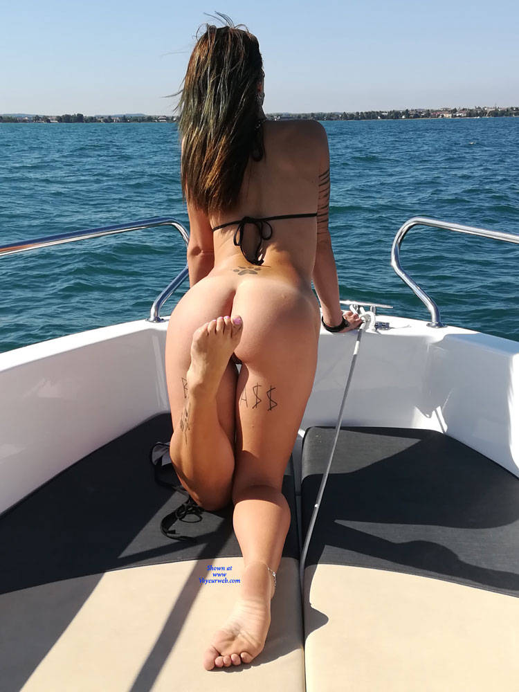 Naked On The Boat - October, 2018 - Voyeur Web-4704