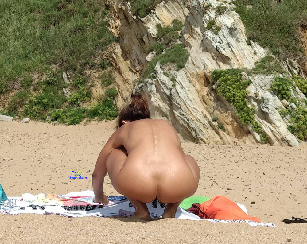 Nice View At The Nude Beach - Oktober 2018 - Voyeur Web-3605