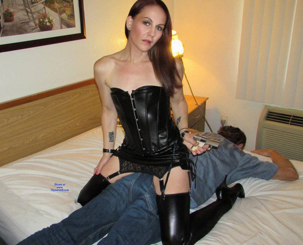 Pic #2 Mistress Brie - Pantieless Girls, High Heels Amateurs, Shaved