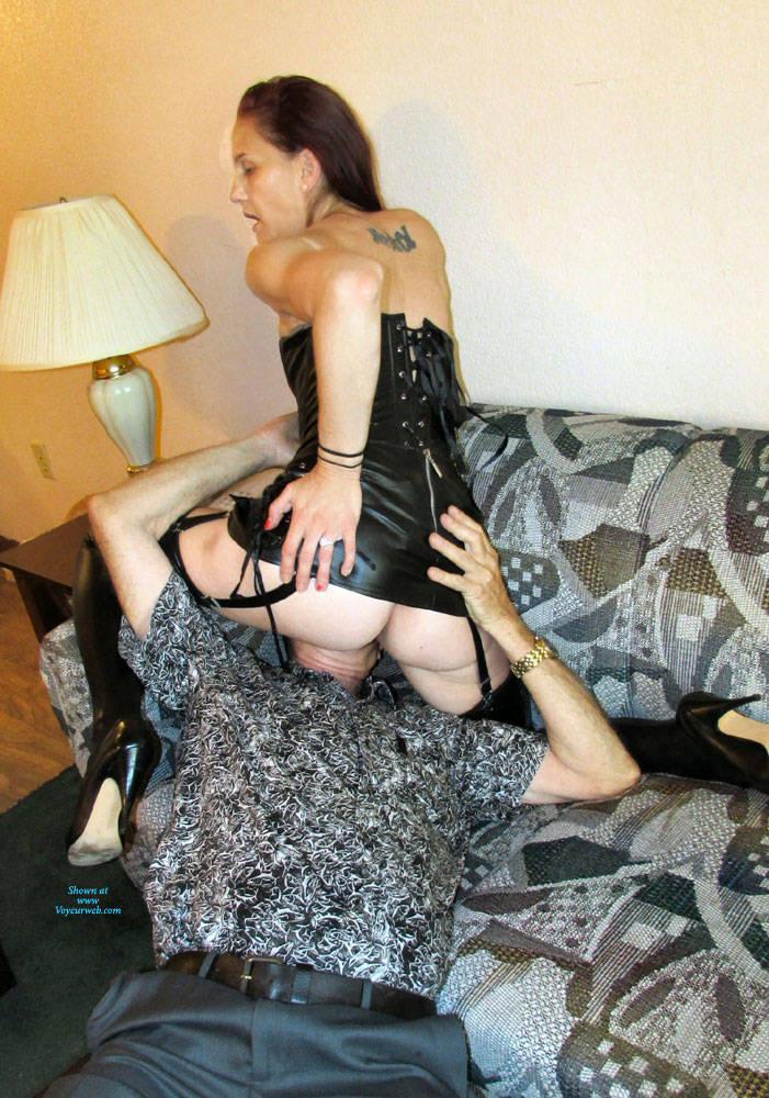 Pic #8 Mistress Brie - Pantieless Girls, High Heels Amateurs, Shaved