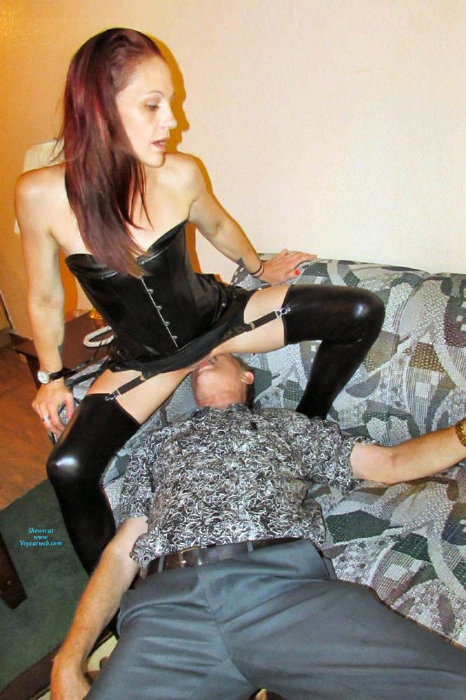 Pic #9 Mistress Brie - Pantieless Girls, High Heels Amateurs, Shaved