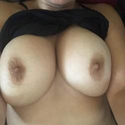 Large tits of my girlfriend - myturkgf