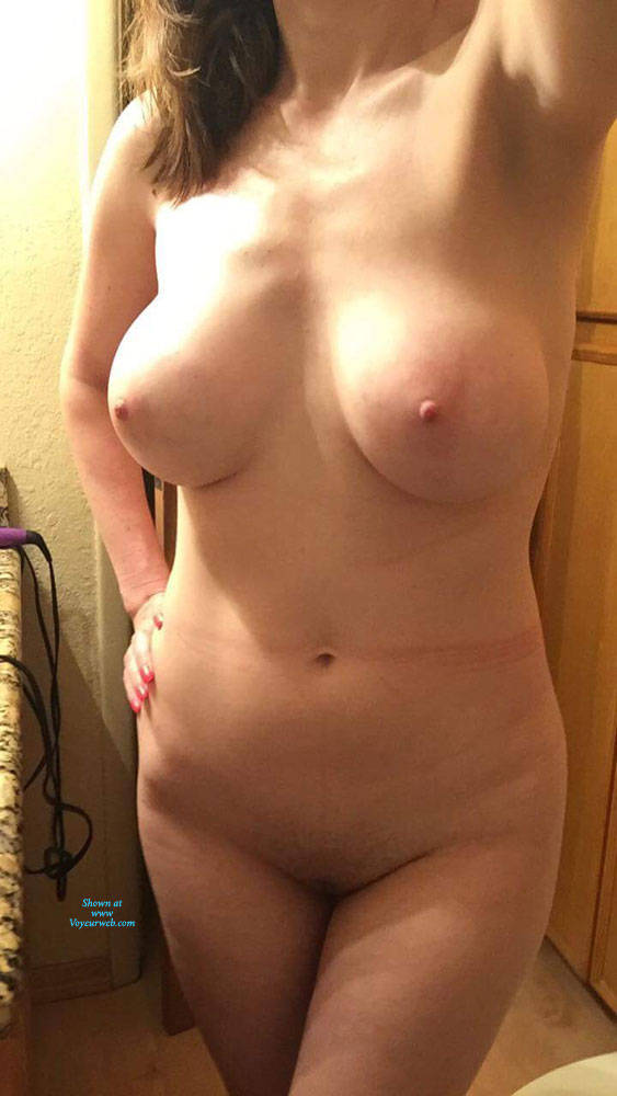 Pic #2 Getting Comfy After A Long Day Shopping - Nude Girls, Big Tits, Amateur