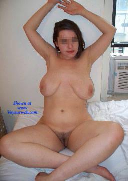 Pic #7 Dangerous Curves Ahead - Nude Girls, Big Tits, Brunette, Bush Or Hairy, Amateur