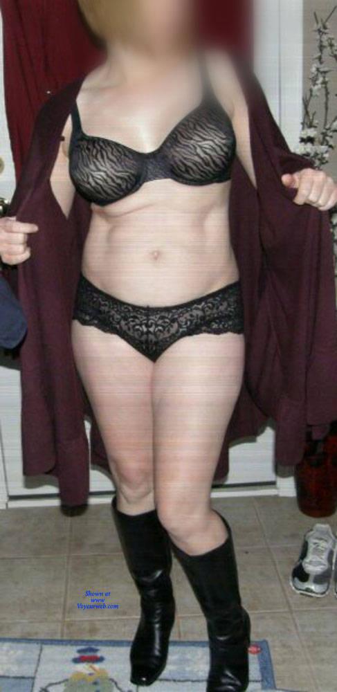 Pic #7 Would You? - Big Tits, Lingerie, Amateur