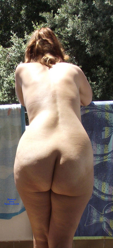 Pic #3 Beautiful Day - Nude Wives, Big Tits, Outdoors, Amateur, Shaved, Mature