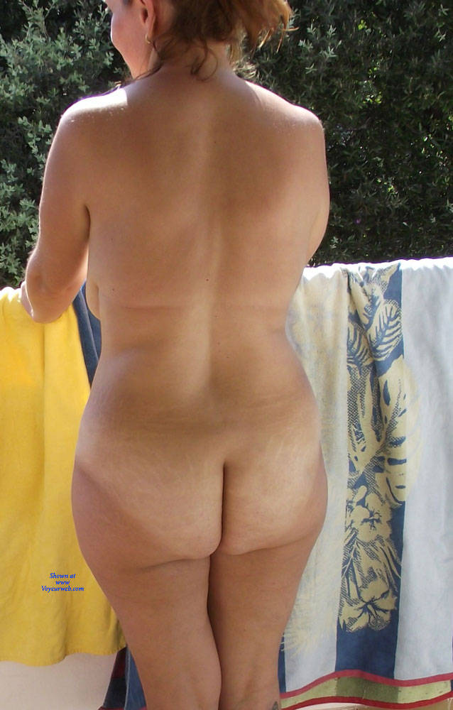 Pic #5 Beautiful Day - Nude Wives, Big Tits, Outdoors, Amateur, Shaved, Mature