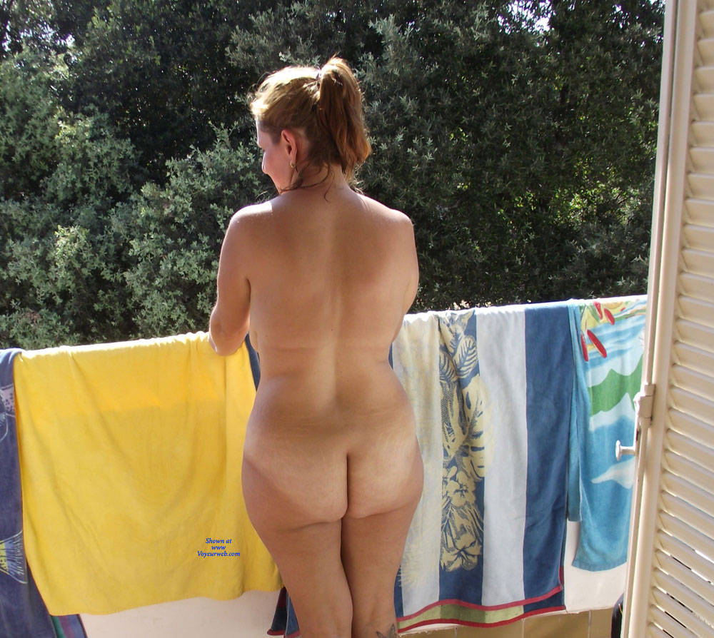 Pic #6 Beautiful Day - Nude Wives, Big Tits, Outdoors, Amateur, Shaved, Mature