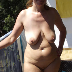 Beautiful Day - Nude Wives, Big Tits, Outdoors, Amateur, Shaved, Mature