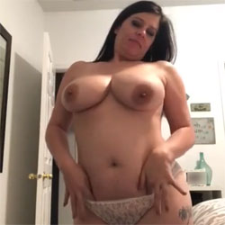 Undress For You - Big Tits, Brunette, Amateur, Tattoos, Girls Stripping