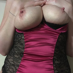 First Time Contribution - Big Tits, Lingerie, Amateur