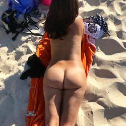 Afternoon At The Beach - Nude Girls, Beach, Outdoors, Amateur
