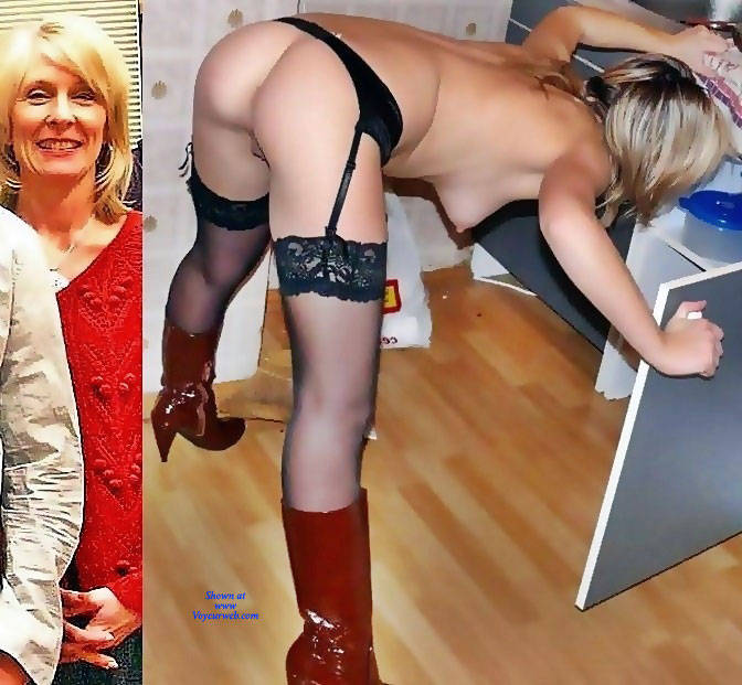 Amateur milf wife dressed undressed apologise, but
