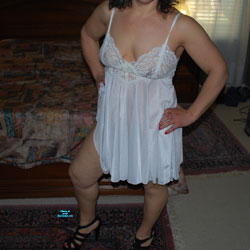 Evening Gown - Wives In Lingerie, Amateur