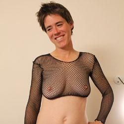 Sexy Fuck-Goddess - Big Tits, Brunette, Lingerie, Shaved, Amateur