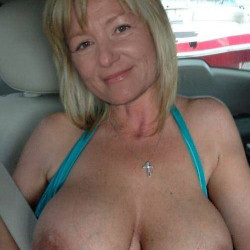 Very large tits of my wife - Sexi Lexi