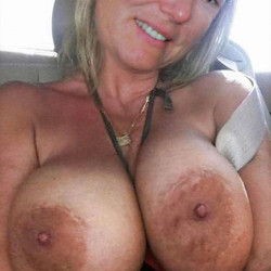 Large tits of my wife - Sexi Lexi