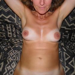 Medium tits of my wife - Krist