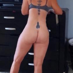 My wife's ass - Trisha
